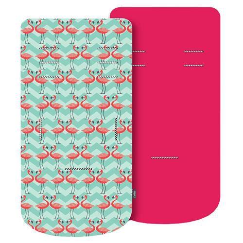 Almofada para Carrinho Confi Cush - Flamingo - Clingo