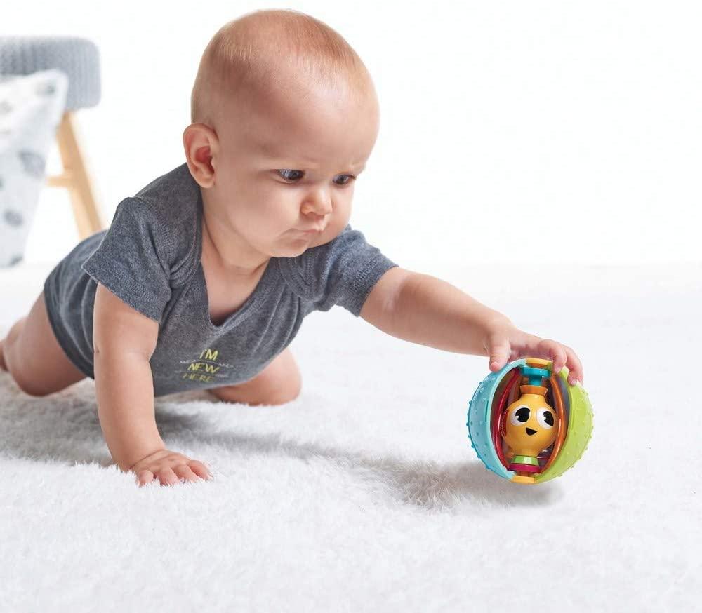 Bola Divertida Spin Ball - Tiny Love