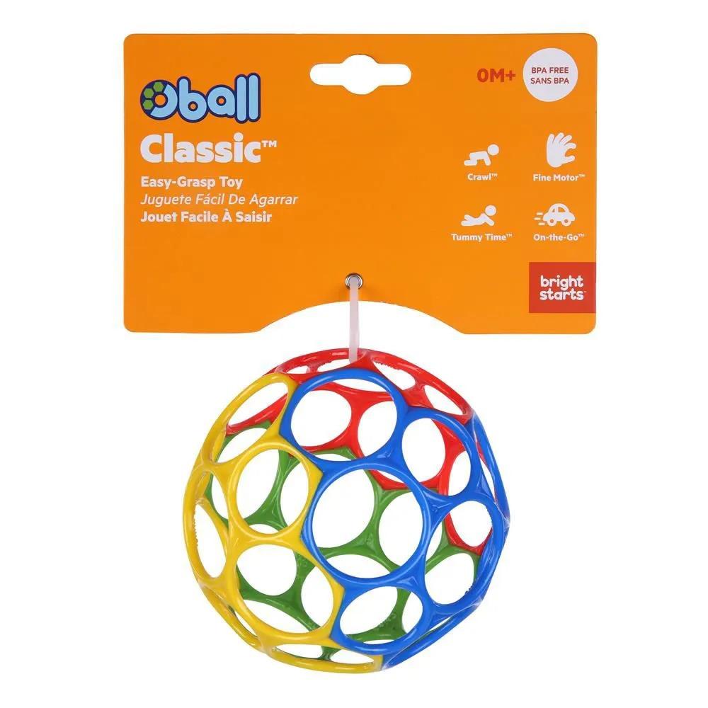 Bola Flexível Oball Classic - Bright Starts