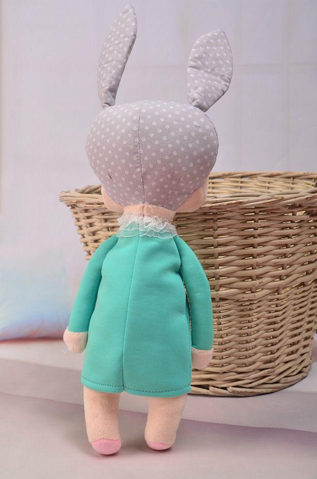 Boneca Angela Azul - Metoo Doll
