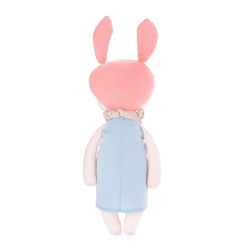 Boneca Angela Retrô Bunny Rosa - Metoo