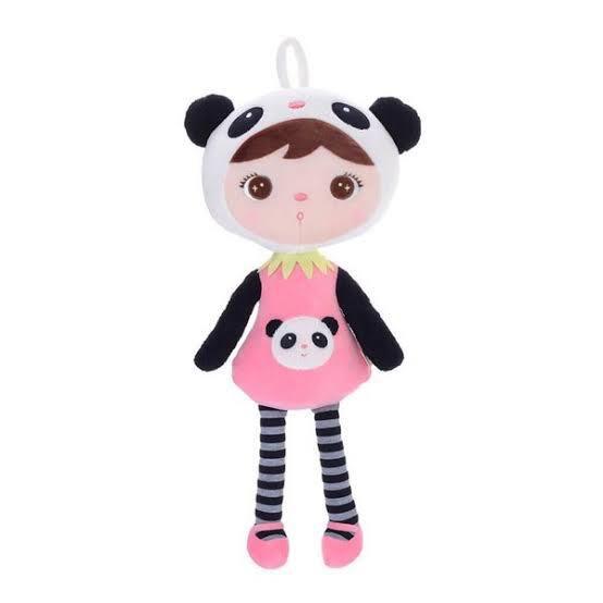 Boneca Jimbao Panda - Metoo Doll