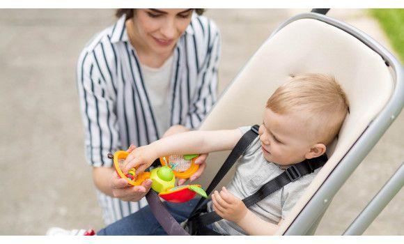 Brinquedo Explore & Play Apple - Tiny Love