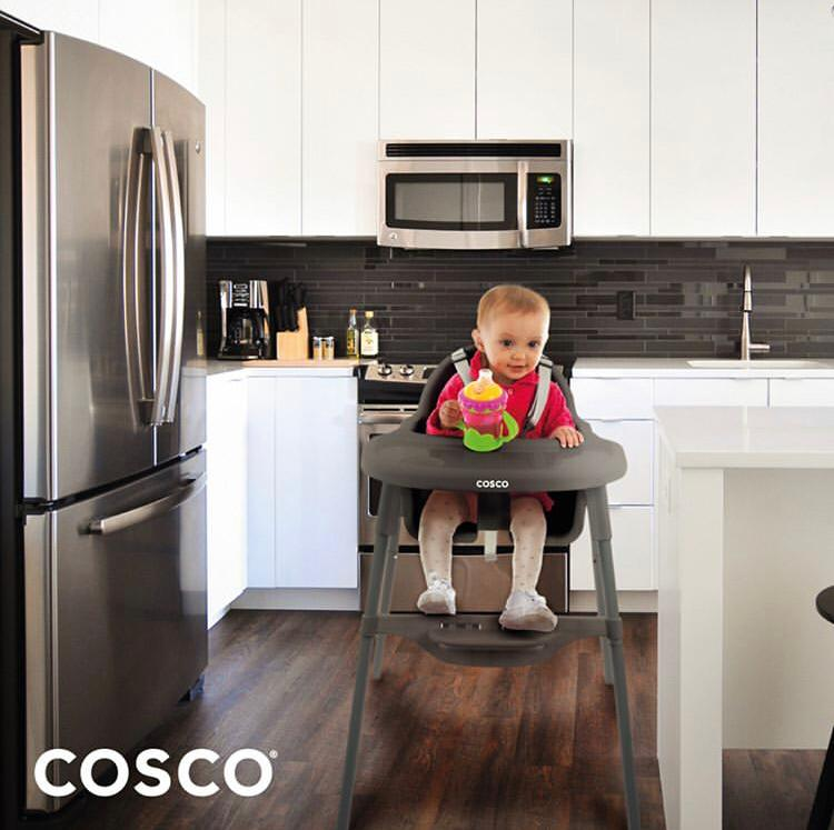 Cadeira de Alimentação Cook - Cosco