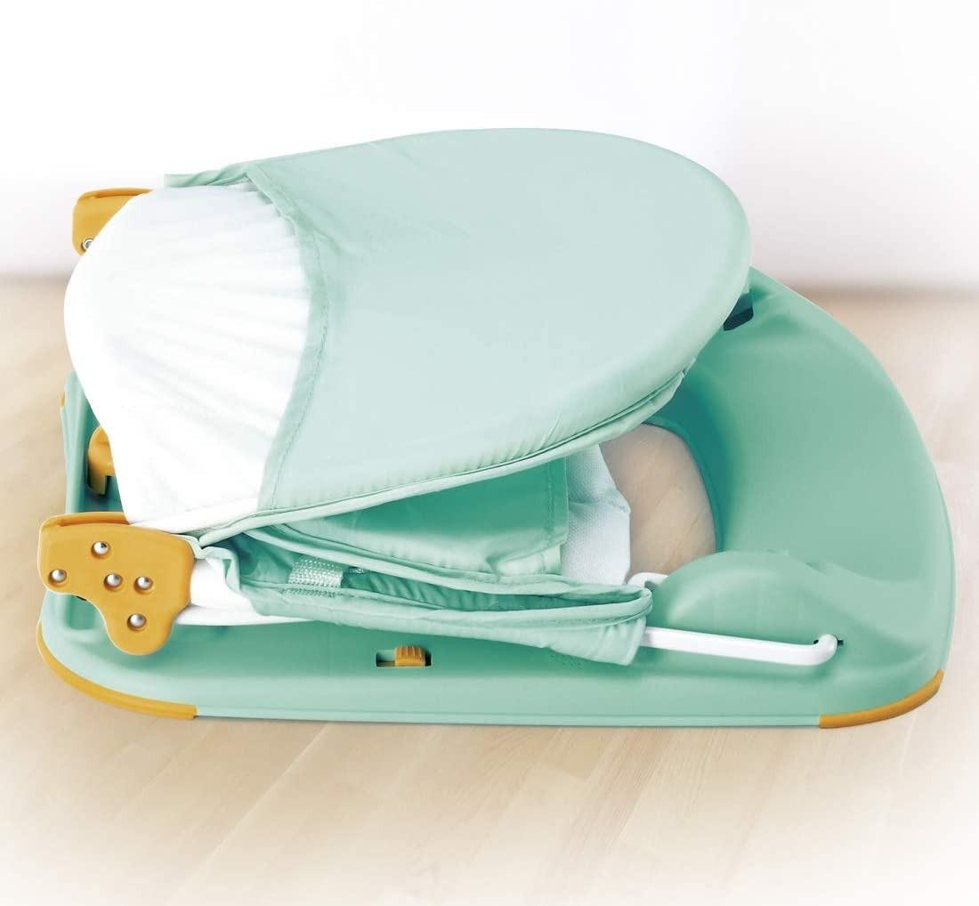Cadeira De Descanso Musical E Vibratória Portátil - Mastela