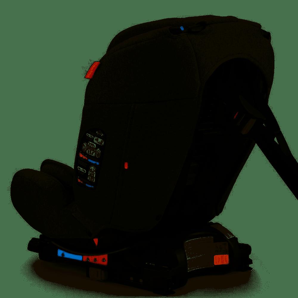 Cadeira para Auto All Stages 2.0 - 0-36 Kg com ISOFIX Cinza - Fisher Price