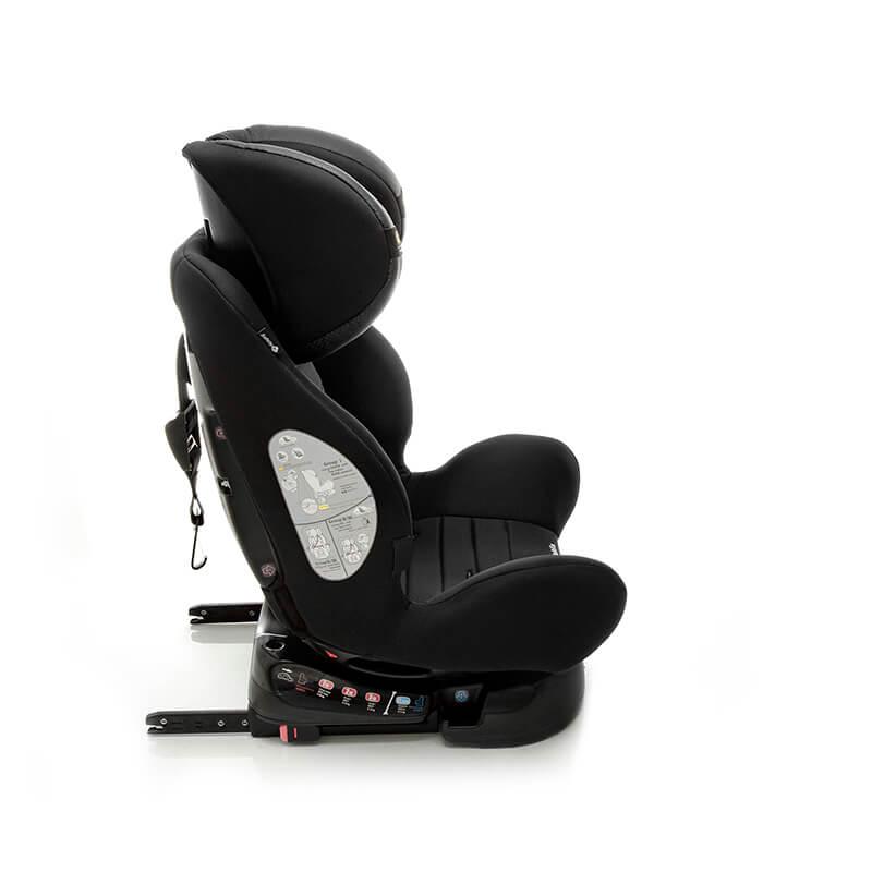 Cadeira para Auto Multifix Preta com ISOFIX - Safety 1st