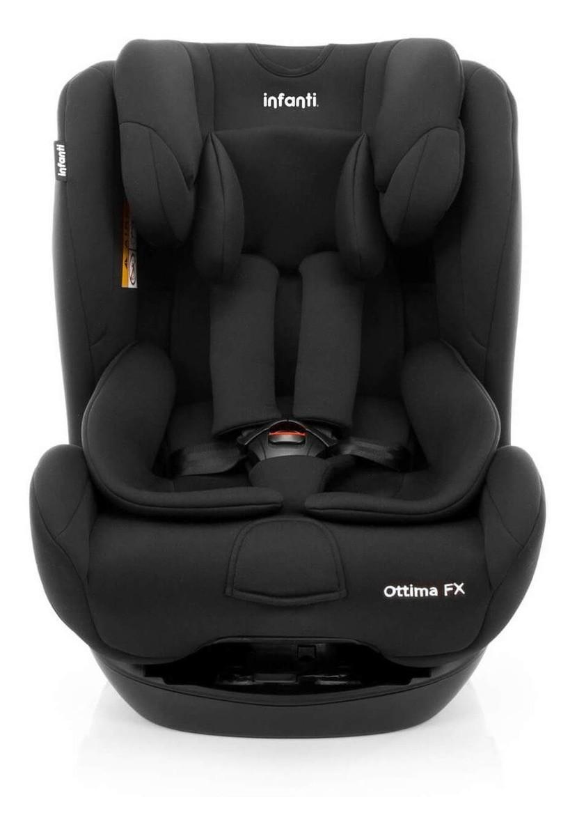 Cadeira para Auto Ottima com ISOFIX Preta 0 a 36kg - Infanti