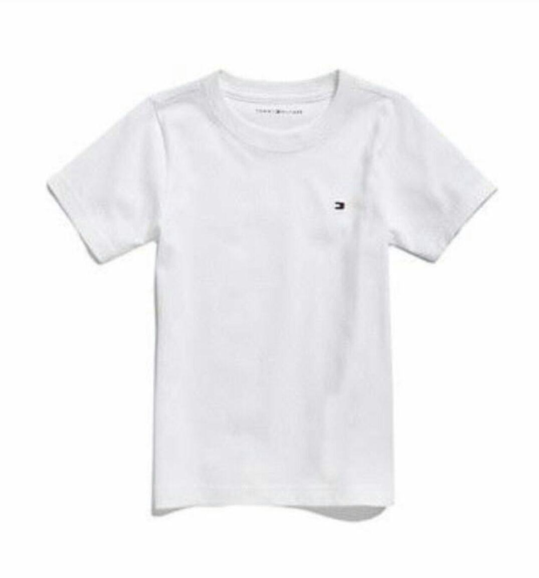 Camiseta Branca - Tommy Hilfiger®