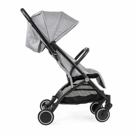 Carrinho de Bebê Trolley Me Cinza - Chicco