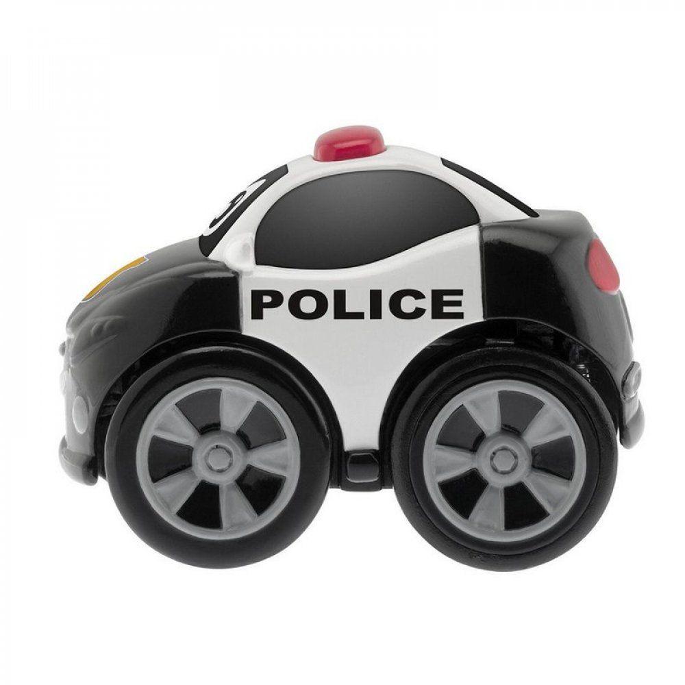 Carrinho Turbo Team Polícia - Chicco