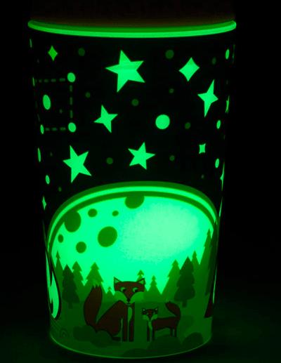 Copo 360 Glow Brilha no Escuro 270ml - Munchkin