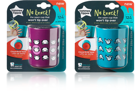 Copo Anti-Queda No Knock 190ml - Tommee Tippee