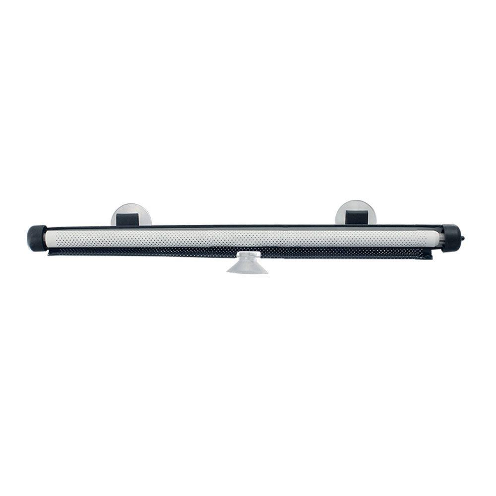 Cortina Retrátil Proteção Solar 35,5cm - Clingo