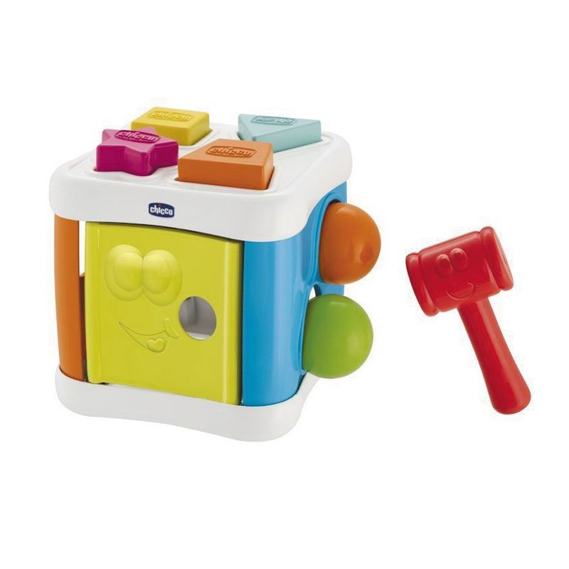 Cubo Bate-Bate 2 em 1 - Chicco