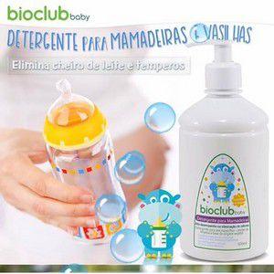 Detergente para Mamadeiras 500 ml - Bioclub