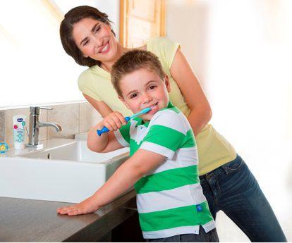 Escova Dental 3-6 anos - Chicco