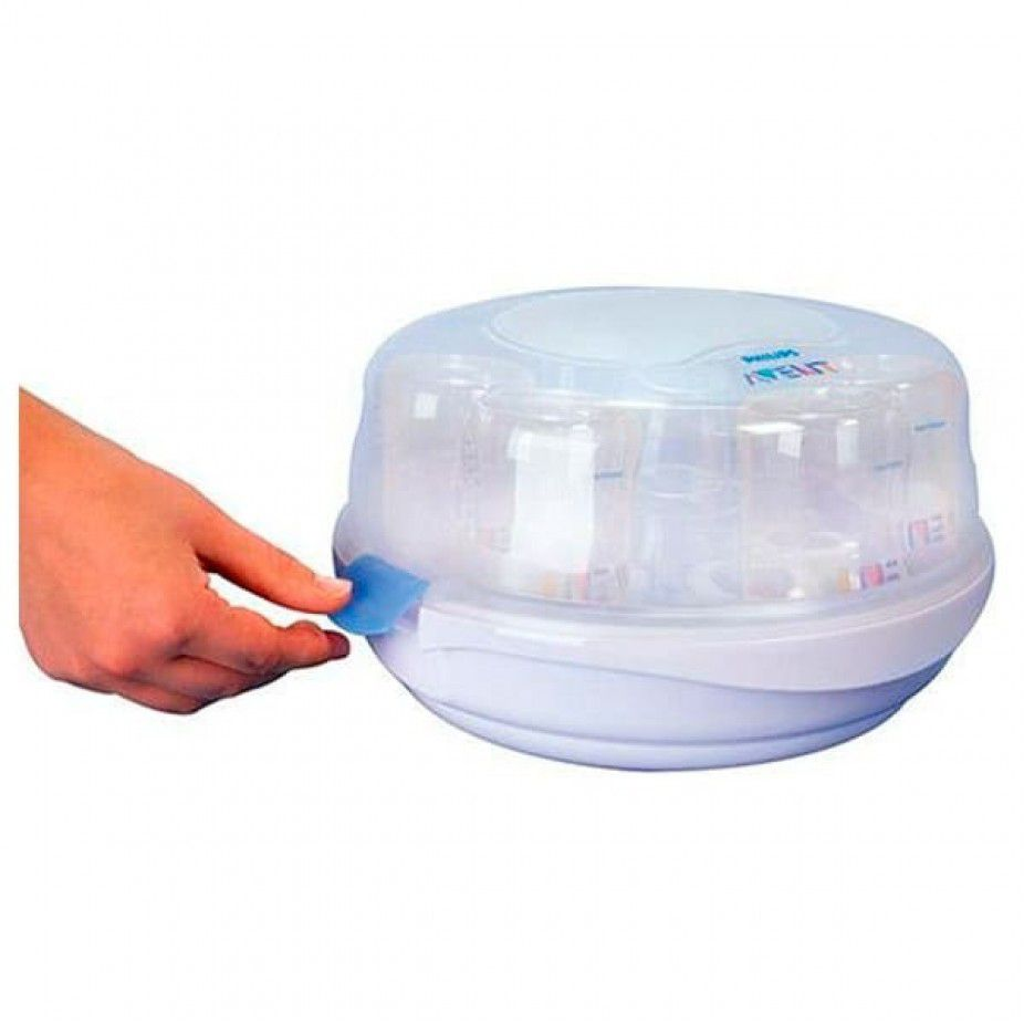 Esterilizador a Vapor para Microondas - Philips Avent
