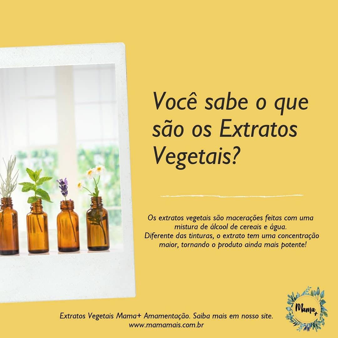 Extrator Vegetal Amamentação - Mama +