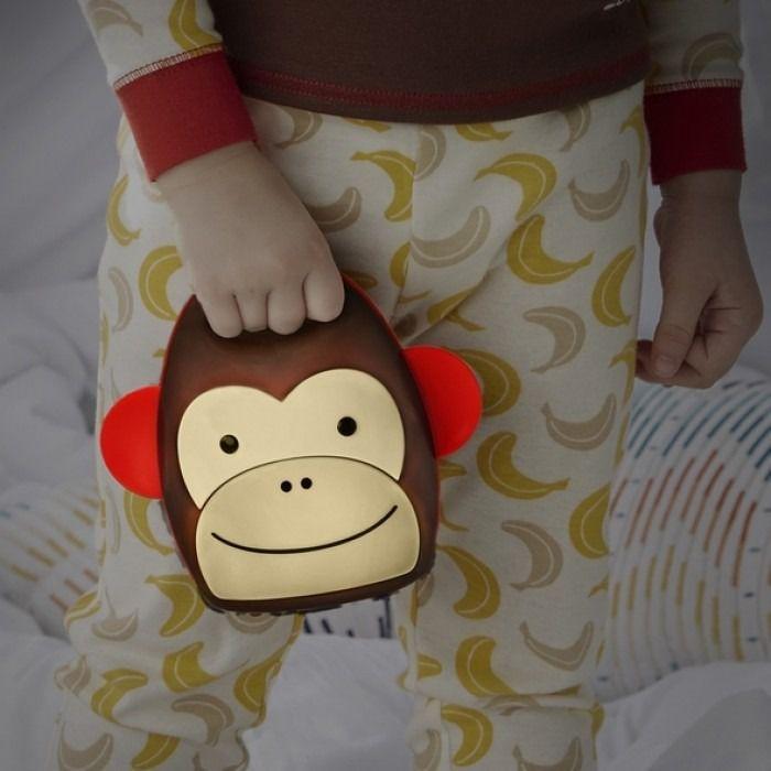 Lanterna Luminária Macaco - Skip Hop