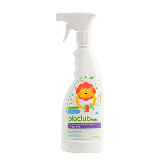 Limpeza de Brinquedos e Acessórios Orgânico 500 ml - Bioclub