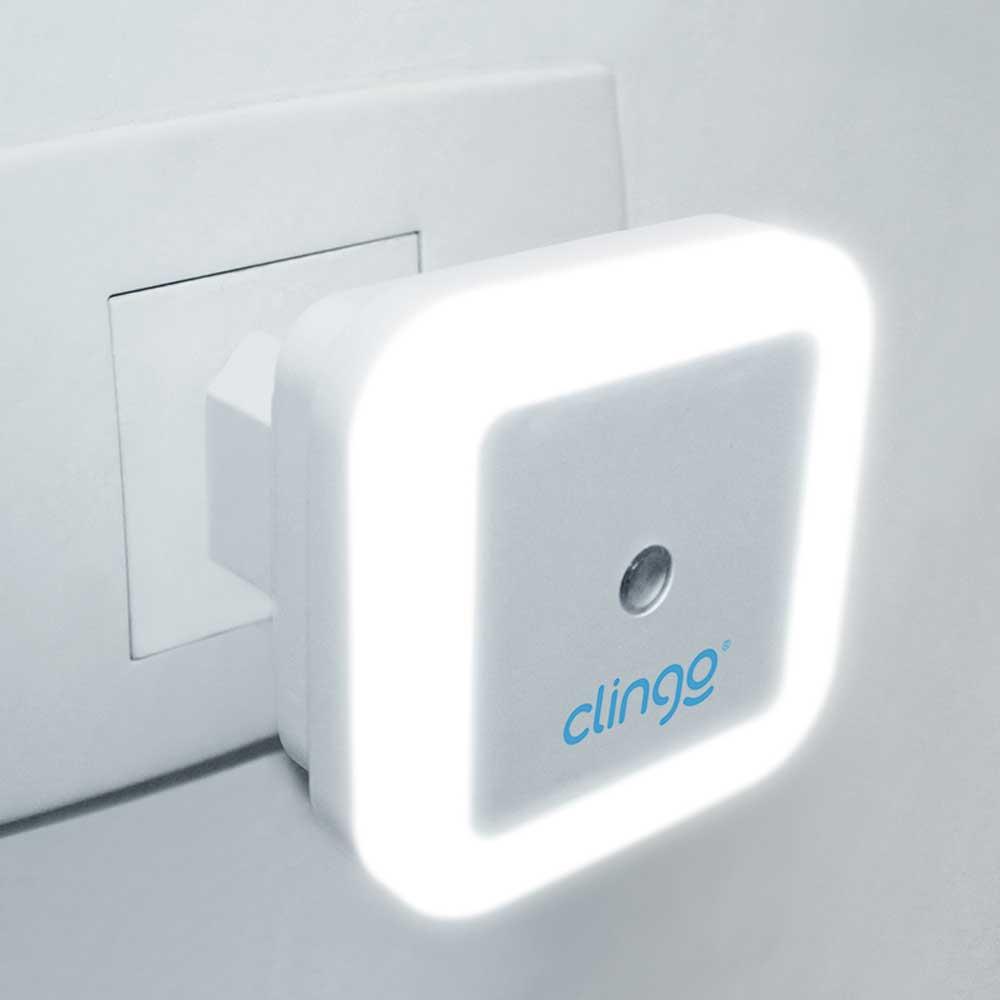 Luz Noturna LED - Clingo