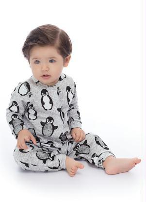 Macacão Pinguim - Up Baby