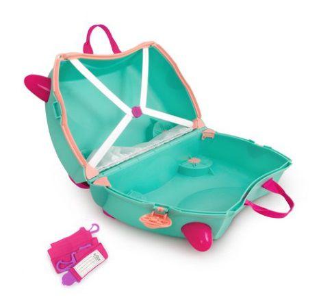 Mala Infantil Trunki Fada - Viagem mais divertida!