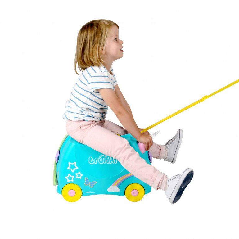 Mala Infantil Trunki Unicórnio - Viagem mais divertida!