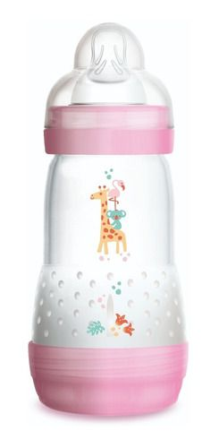 Mamadeira Easy Start Autoesterilizável 320ml - MAM