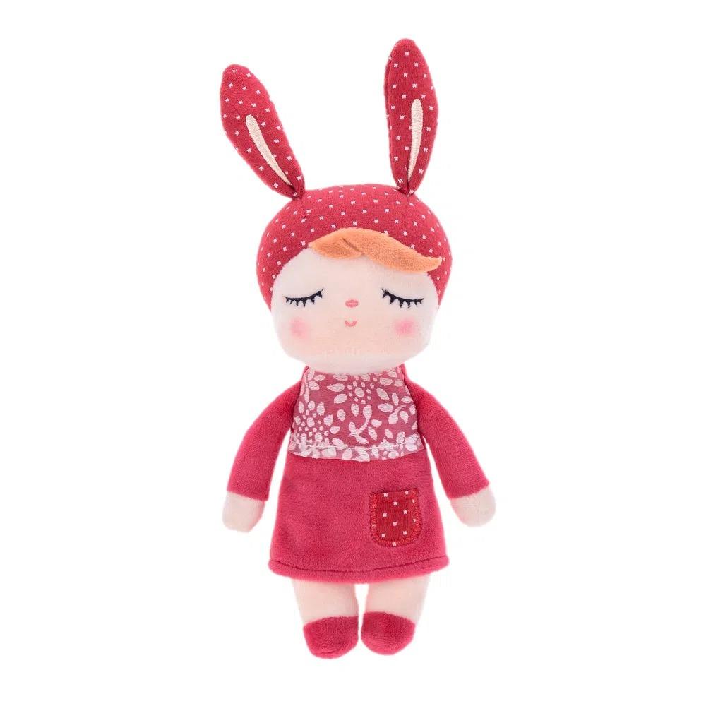 Mini Boneca Angela Bordô - Metoo