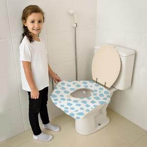 Protetor Descartável para Assento Sanitário - Multikids