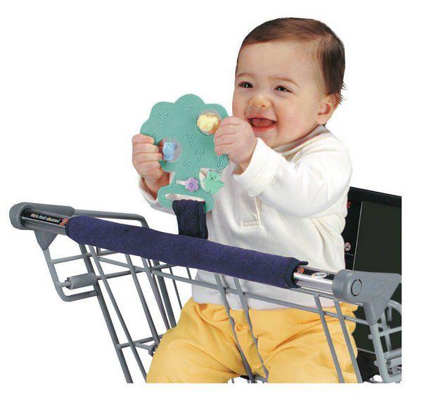 Protetor para Carrinho de Supermercado Buggy Buddy - Jolly Jumper
