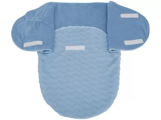 Saco de Dormir para Bebê Baby Super Soft - Buba