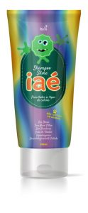 Shampoo Slime Verde Neon - Iaé
