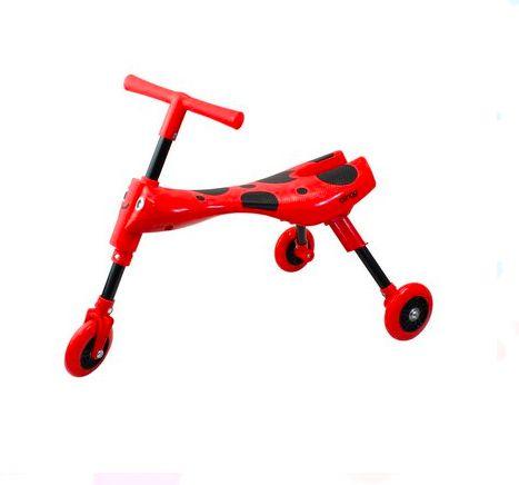 Triciclo Infantil Dobrável - Clingo
