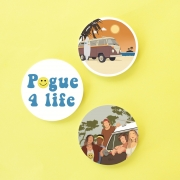 Bottons Outer Pogue 4 Life