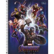 Caderno Avengers Endgame - Mod. B