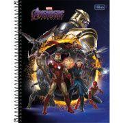 Caderno Avengers Endgame - Mod. C