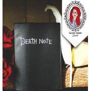 Caderno Da Morte com Caneta Pena