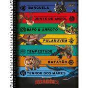 Caderno Dragões - Nomes