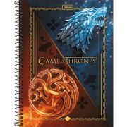 Caderno Game Of Thrones - Stark & Targaryen