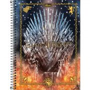 Caderno Game Of Thrones - Trono de Ferro