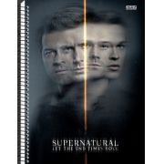 Caderno Superantural - Let The End Times Roll