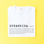 Camiseta Dorameire (escolha a opção)