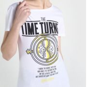 Camiseta Harry Potter Vira-tempo