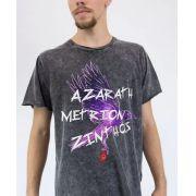 Camiseta Jovens Titãs Ravena Azarath Metrion Zinthos