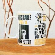 Caneca Harry Potter Profeta Diário