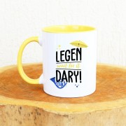 Caneca How I Legendary