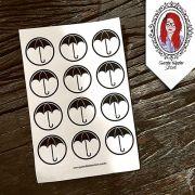 Tatuagens Temporárias Umbrella